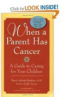 Author Dr. Schlessel is an inspiration to anyone who must face cancer and has children.